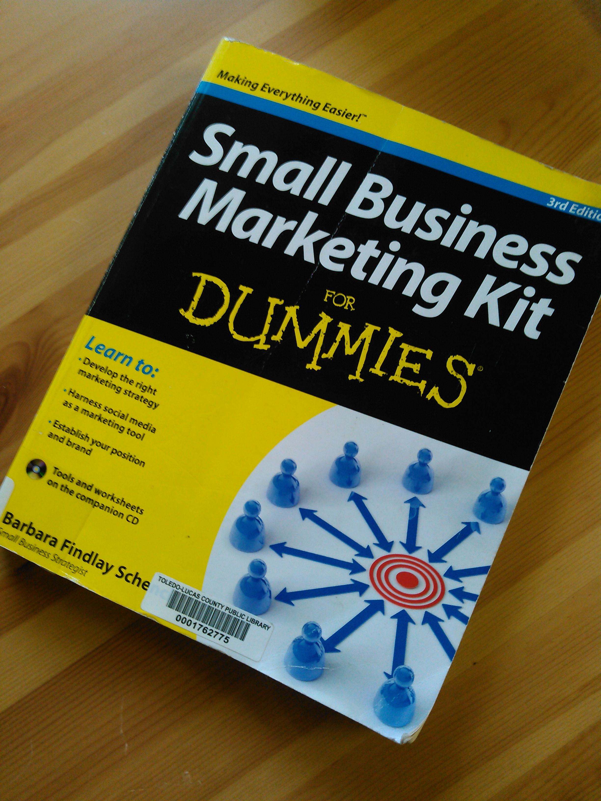 f25b62270ac6 In chapter 1, Schenck gives a simple definition of marketing: the process  through which you win and keep customers. Marketing is such a broad topic,  ...
